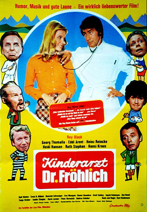 Kinderarzt Doktor Fröhlich
