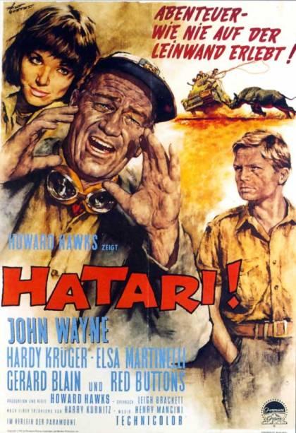 Hatari   1962