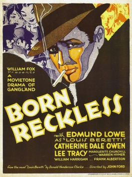 born-reckless-1930-poster